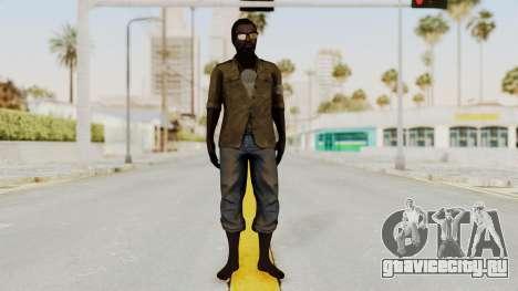 Far Cry 3 - Dennis Rogers для GTA San Andreas второй скриншот