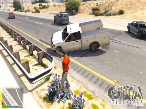 Реалистичные повреждения в GTA 5 для GTA 5