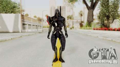 Mass Effect 2 Legion для GTA San Andreas второй скриншот
