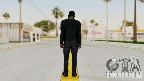GTA 5 Franklin v1 для GTA San Andreas третий скриншот