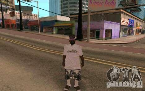 Ballas Gang Member для GTA San Andreas