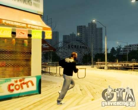 Extensive Cloth Pack for Niko 1.0 для GTA 4 шестой скриншот