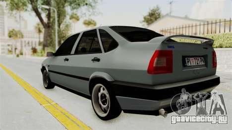 Fiat Tempra для GTA San Andreas вид слева