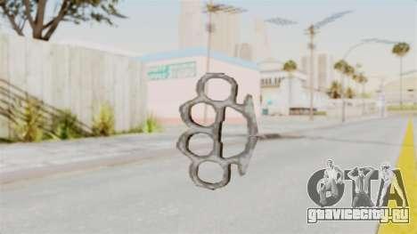 Metal Slug Weapon 5 для GTA San Andreas второй скриншот