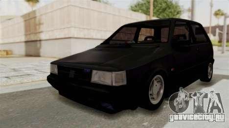 Fiat Uno для GTA San Andreas