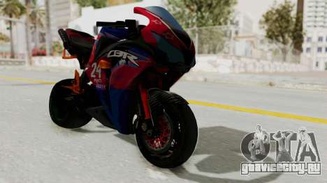 Honda CBR1000RR Mini для GTA San Andreas