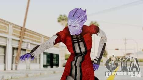Mass Effect Council Tevos для GTA San Andreas