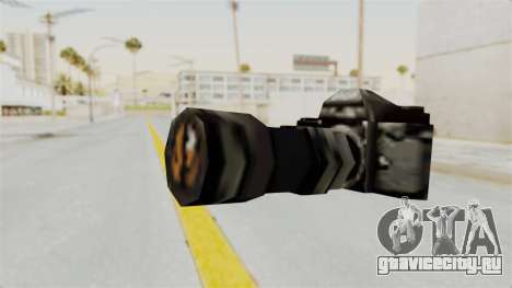 Metal Slug Weapon 6 для GTA San Andreas