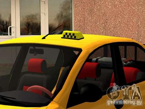 Daewoo Lanos (Sens) 2004 v1.0 by Greedy для GTA San Andreas колёса