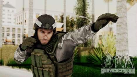 Black Mesa - HECU Marine Medic v1 для GTA San Andreas