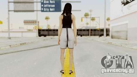 Mass Effect 3 Diana Allers для GTA San Andreas третий скриншот