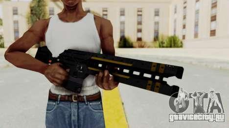 Railgun для GTA San Andreas третий скриншот