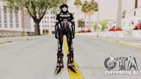 UT2004 The Corrupt - Cathode для GTA San Andreas второй скриншот