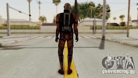 Mass Effect 2 Batarian для GTA San Andreas третий скриншот