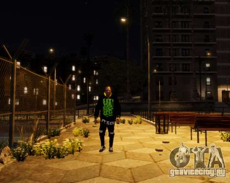 Extensive Cloth Pack for Niko 1.0 для GTA 4 одинадцатый скриншот