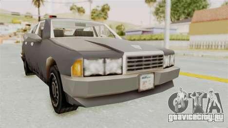 GTA 3 Sentinel для GTA San Andreas вид справа