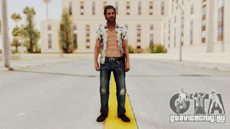 Far Cry 3 - Buck для GTA San Andreas второй скриншот