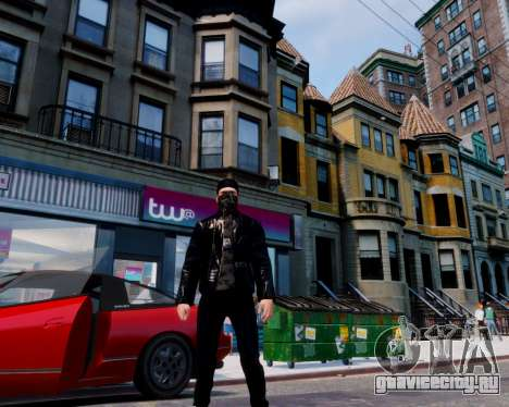 Extensive Cloth Pack for Niko 1.0 для GTA 4 второй скриншот