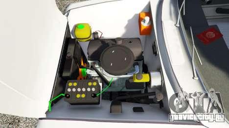 АЗЛК-2140 Москвич для GTA 5 руль и приборная панель