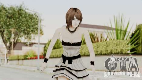 Fatal Frame 4 - Rukka White Dress для GTA San Andreas