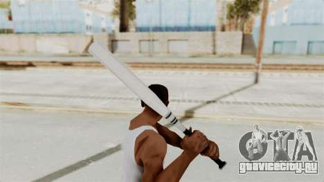 Metal Slug Weapon 3 для GTA San Andreas третий скриншот