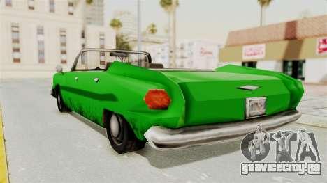 Glendale XS для GTA San Andreas вид слева