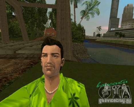 Weed T-Shirt для GTA Vice City второй скриншот