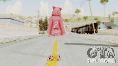 DoA5 LR Marie Rose Newcomer Set для GTA San Andreas третий скриншот
