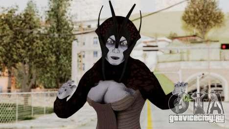Mass Effect 1 Matriarch Benezia для GTA San Andreas