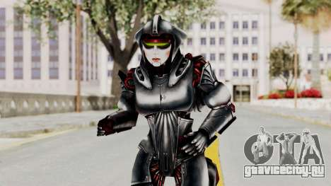 UT2004 The Corrupt - Cathode для GTA San Andreas