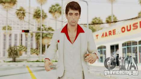 Scarface Tony Montana Suit v4 для GTA San Andreas
