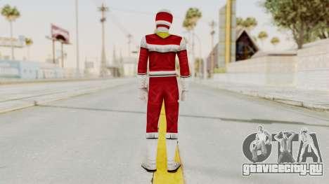 Power Rangers In Space - Red для GTA San Andreas третий скриншот
