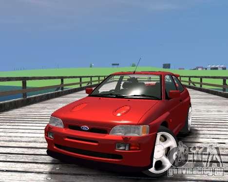Ford Escort RS Cosworth для GTA 4