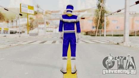 Power Rangers In Space - Blue для GTA San Andreas третий скриншот