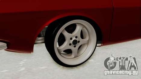 Dacia 1310 WNE для GTA San Andreas вид сзади