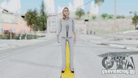 Resident Evil Revelations 2 - Alex Wesker для GTA San Andreas второй скриншот