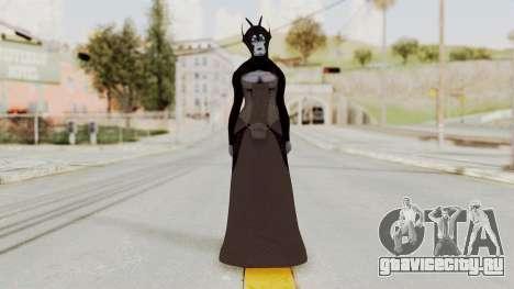 Mass Effect 1 Matriarch Benezia для GTA San Andreas второй скриншот