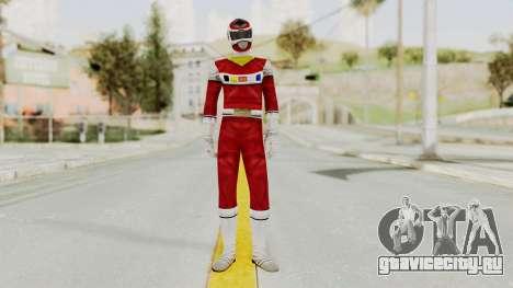 Power Rangers In Space - Red для GTA San Andreas второй скриншот