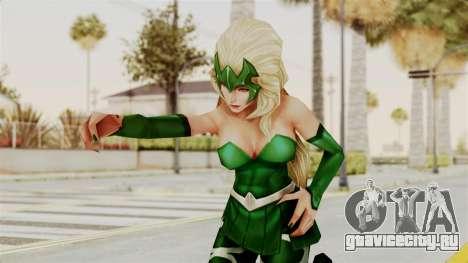 Marvel Future Fight - Enchantress для GTA San Andreas