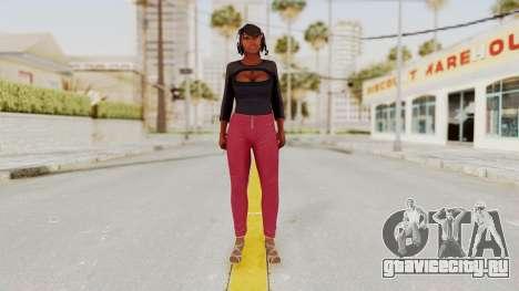 GTA 5 Hooker для GTA San Andreas второй скриншот