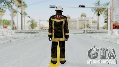 GTA 5 Fireman SF для GTA San Andreas третий скриншот