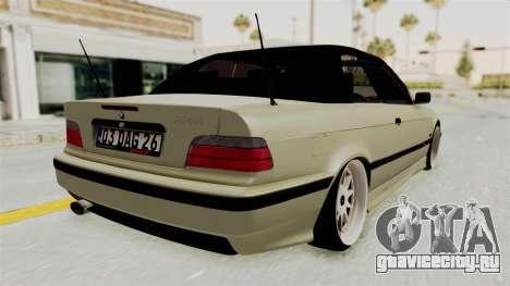 BMW 320CI E36 для GTA San Andreas вид справа