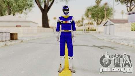 Power Rangers In Space - Blue для GTA San Andreas второй скриншот