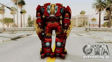 Marvel Future Fight - Hulkbuster для GTA San Andreas третий скриншот