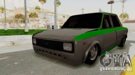 Fiat 128 De Picadas для GTA San Andreas