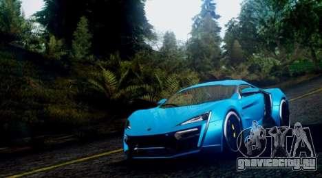 Cry ENB V4.0 SAMP NVIDIA для GTA San Andreas