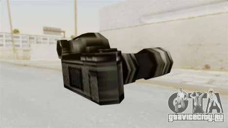 Metal Slug Weapon 6 для GTA San Andreas второй скриншот