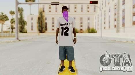 New Skin Bmyst 12 для GTA San Andreas второй скриншот