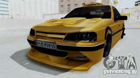 Peugeot Pars Full Sport для GTA San Andreas