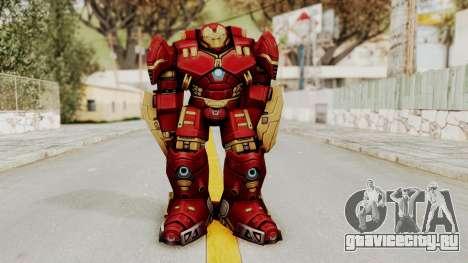 Marvel Future Fight - Hulkbuster для GTA San Andreas второй скриншот